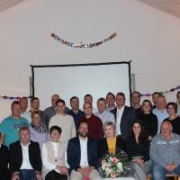 Die Kandidaten für die Gemeinderatswahl der Liste SPD Wald-Roßbach/Parteifreie Bürger